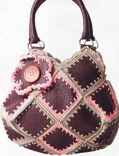 Идея сумочки плюс выкройка