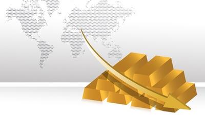 Цены на золото упали до пяти…