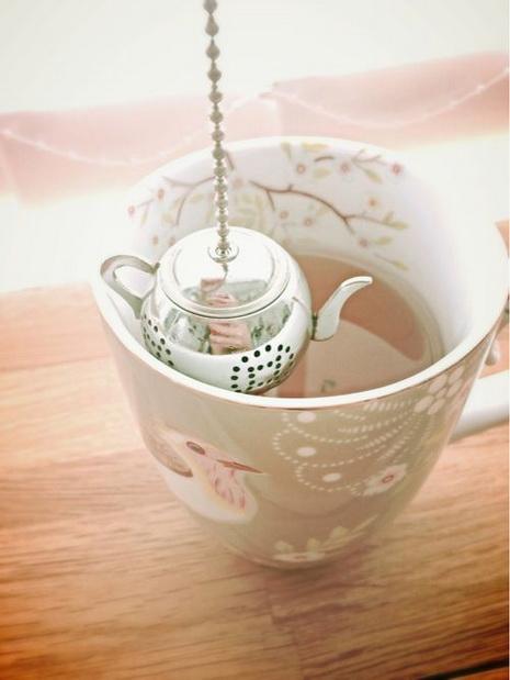 13 ситечек для быстрой чайной церемонии