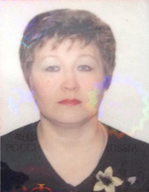 Людмила Мухутдинова