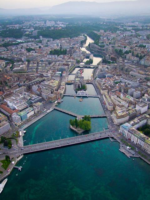 Увидеть Женеву - и остаться …