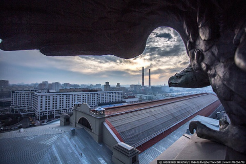 Тайны московских вокзалов