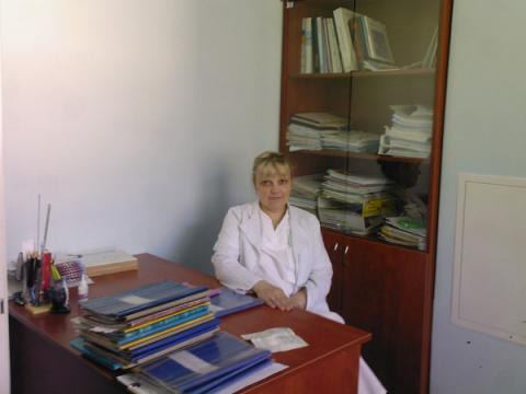 Наталья Баланденко