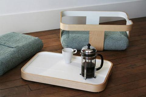 Универсальный приставной столик - для мистеров и не только