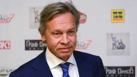 """Пушков: МВФ """"с перепугу"""" признал долг Киева перед Россией"""
