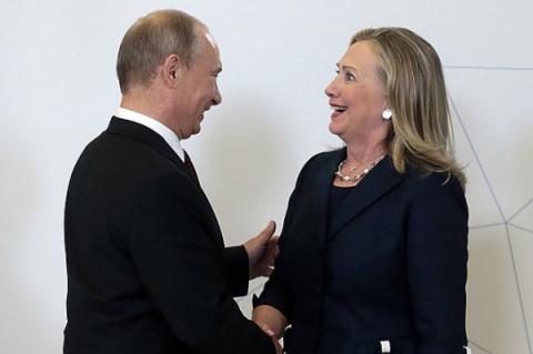 Путин контролирует все страт…