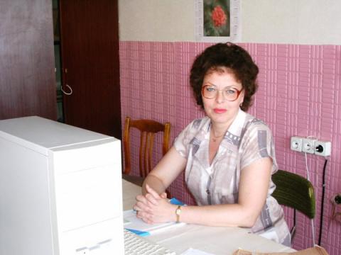 Наталья Ляшко