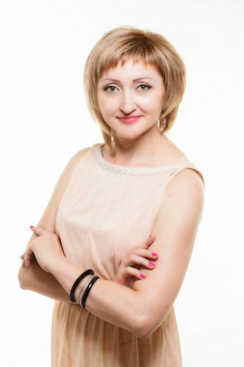 Галина Балахонова