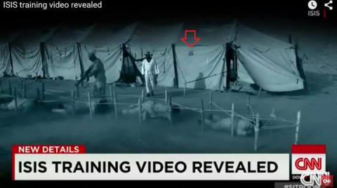 CNN: Тренировочный лагерь ИГИЛ