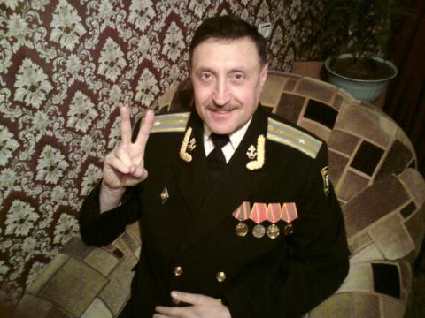 Игорь Середов