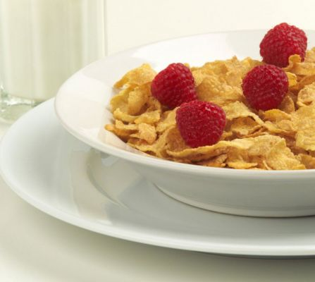 Сухие завтраки способствуют ожирению