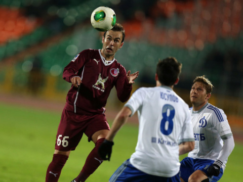 «Рубин» и «Динамо» в Казани сыграли вничью
