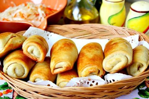 Вэрзэре - молдавские пироги …