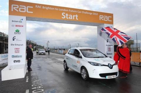 Объявлен победитель марафона среди электромобилей