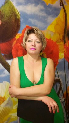 Людмила Прокофьева (Ткачук)