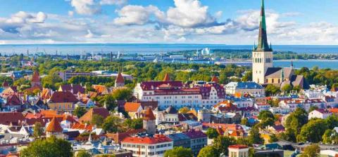 Выдающиеся достопримечательности Эстонии