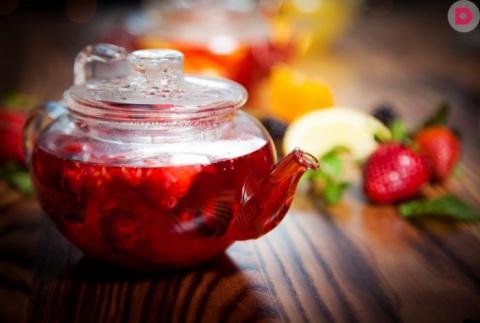 Чем полезны травяные, цветочные и ягодные чаи