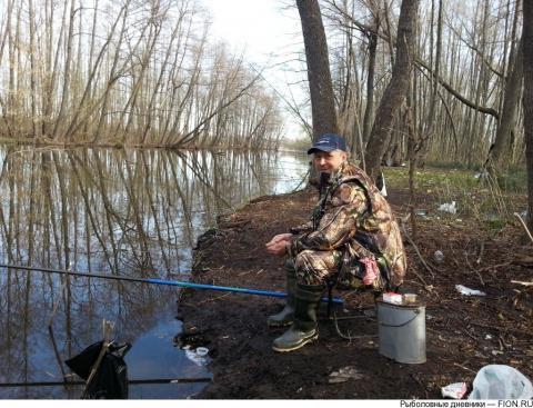 1700. Отчеты о рыбалке, 24 - 31 марта