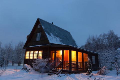 Как утеплить дачный дом быст…