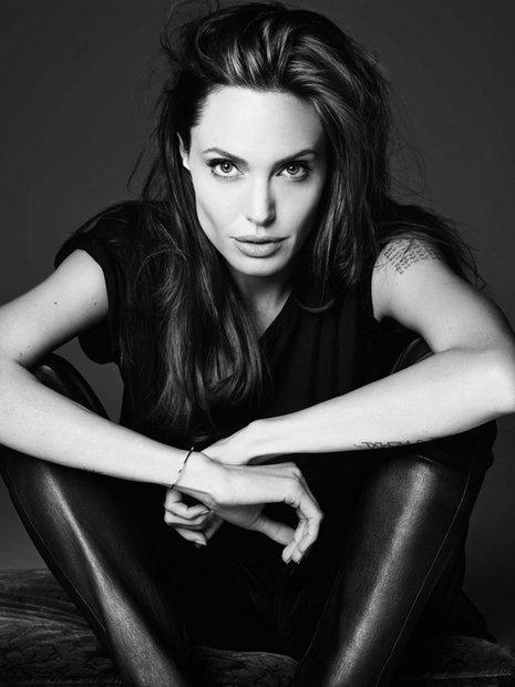 Анджелине Джоли 40: вспоминаем лучшие фото и цитаты актрисы
