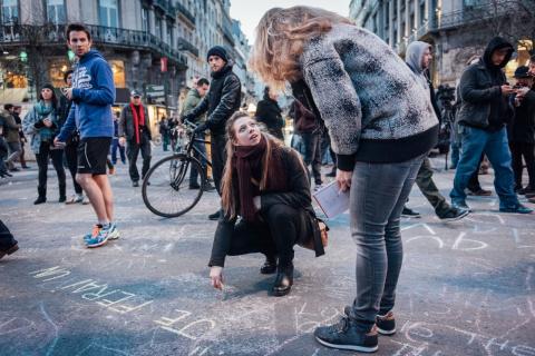 Как живёт Брюссель после тер…