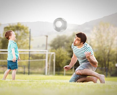 Играй и очищай воздух одновременно