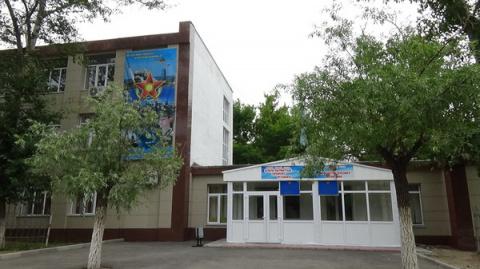 Павлодар ВТШ МО РК