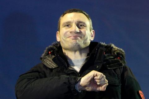 Киевляне попросят Кличко «уйти с ринга»