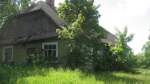 Загородный дом из заброшенно…