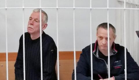 """Бывший директор музея """"Кижи"""" Андрей Нелидов дал первые показания в суде"""