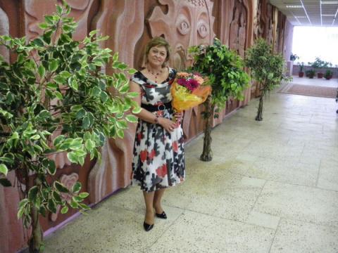 Людмила Усикова