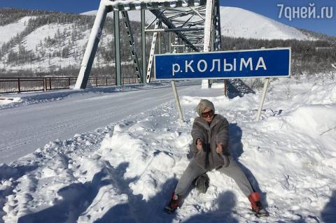 Елена Воробей испытала темпе…