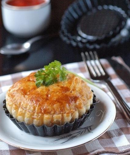 Meat Pie - Мясной пирог