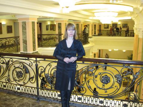 Марина Девяткова