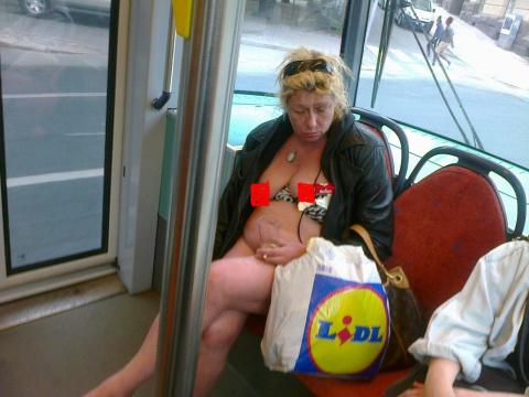 Подборка фотоприколов из общественного транспорта(31 фото)