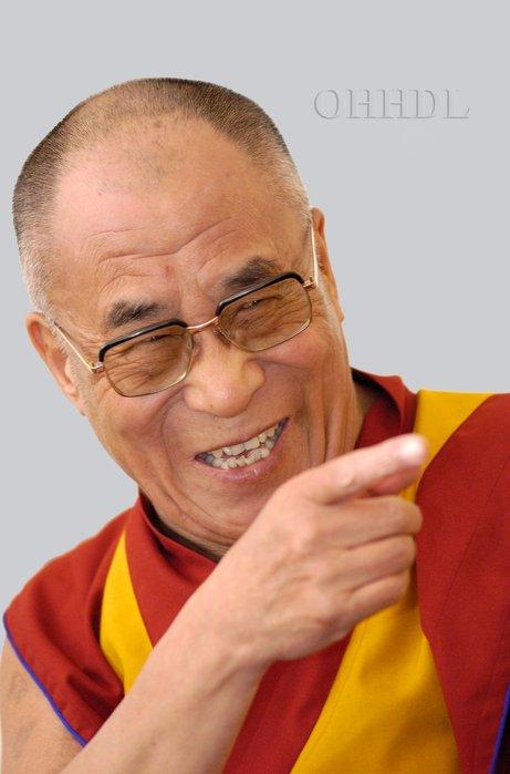 Десять уроков жизни от Далай Ламы XIV-го