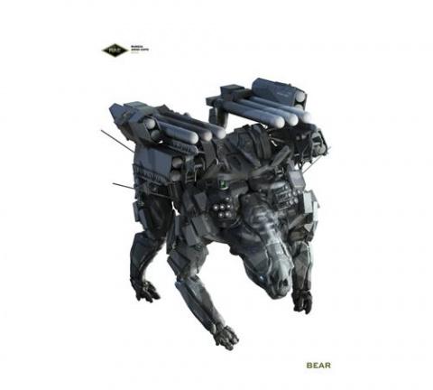 Рекламу российского оружия поручат боевым роботам