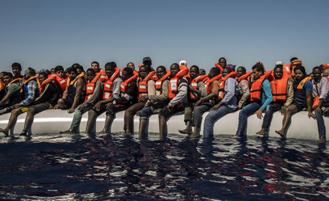 Виноваты русские. «Новая Европа» отказывается от мигрантов с Востока. Виктор Мараховский