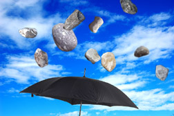 Когда с неба падают камни
