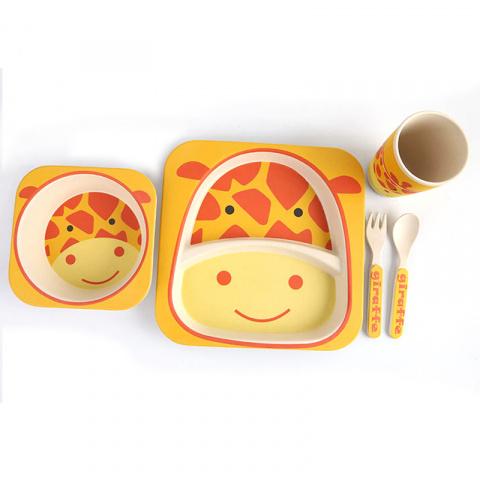 10 наборов детской посуды, чтобы еда приносила удовольствие