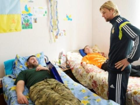 Анатолий Тимощук: Это наши герои, и мы поддерживаем их как можем