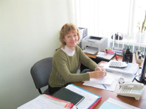 Светлана Федяева