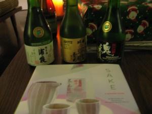 Водка или вино? Загадка саке