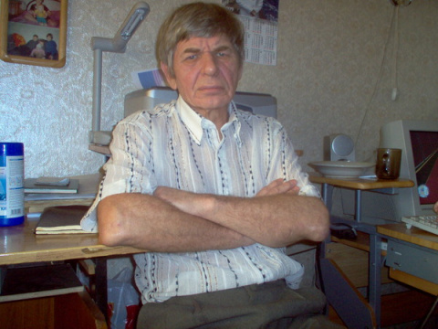 Борис Сергеев