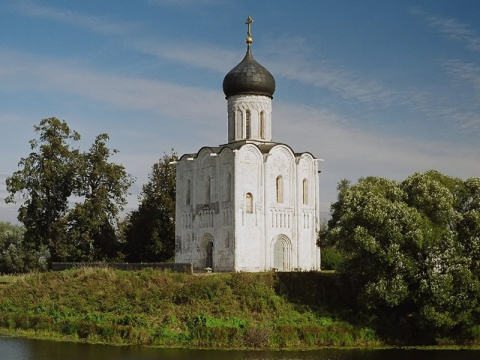 Все 9 домонгольских храмов средней полосы России