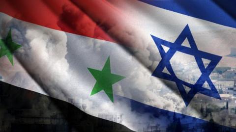 Израиль испытывает Сирию на …