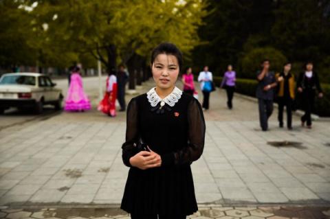 Женщины Северной Кореи: крас…
