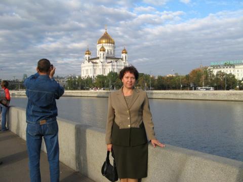 Людмила Павловна Тимохович