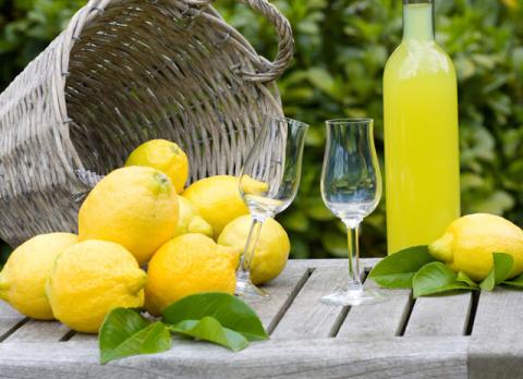 Домашний лимончелло: рецепт …