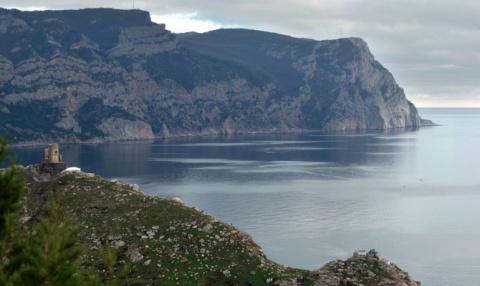 На дне Черного моря в Крыму обнаружен затонувший византийский корабль